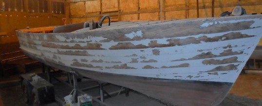 Custom Boat Restoration